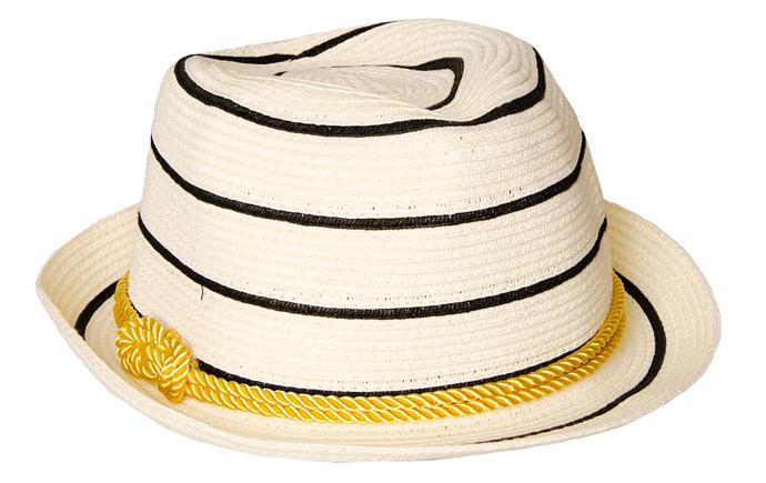 Канотье Zarina летние шляпы 2014