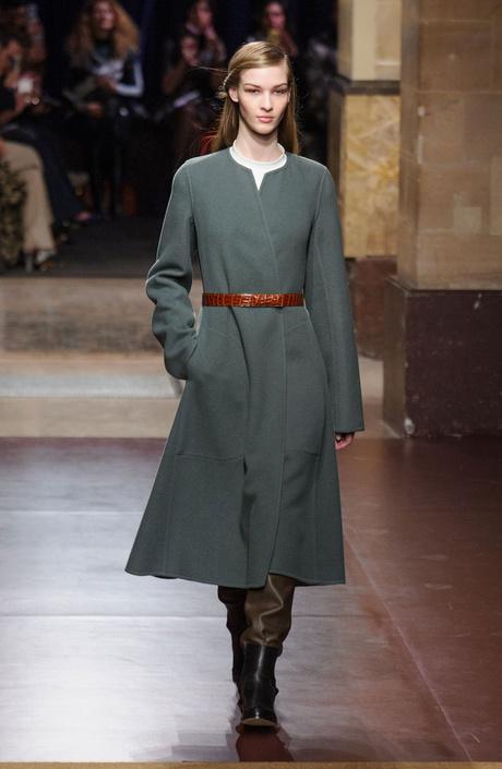 показ hermès 2014-2015