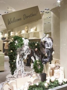 Открытие бутика Schumacher