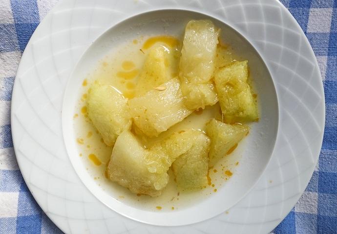 Запеченный ананас