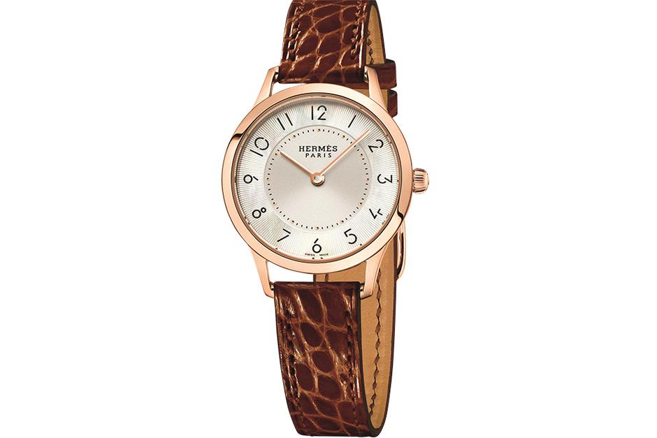 Часы Slim d'Hermès, Hermès