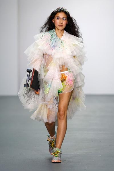 Неделя моды в Лондоне: день пятый | галерея [3] фото [9]