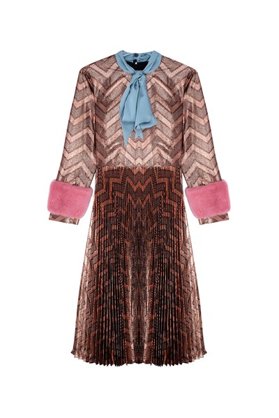 100 самых красивых платьев из осенних коллекций | галерея [1] фото [25]