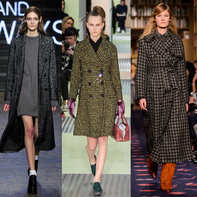 Модная верхняя одежда осень-2015 фото 2