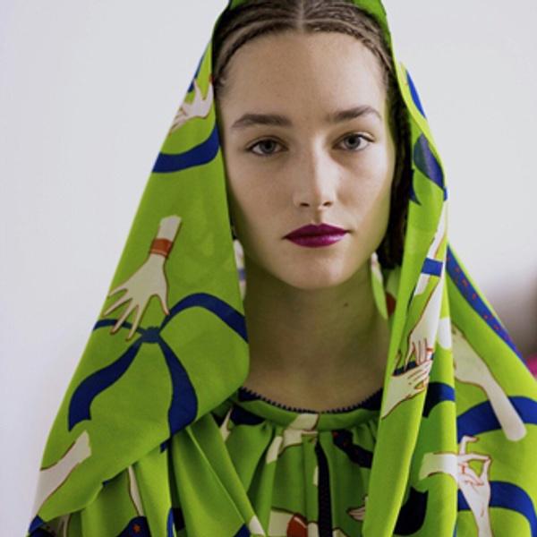 От первого лица: Неделя моды Haute Couture глазами редактора ELLE | галерея [1] фото [5]