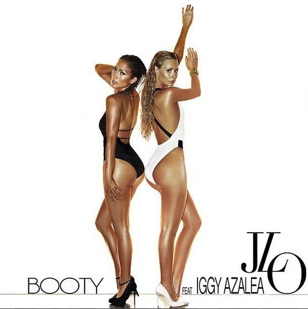 Дженнифер Лопес и Игги Азалия на обложке альбома A.K.A.
