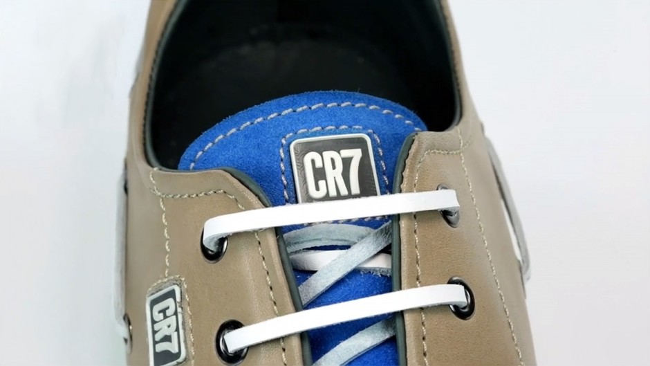Обувь от Криштиану Роналду
