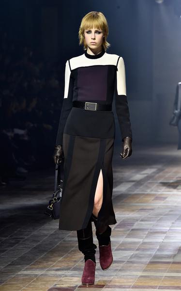 Показ Lanvin на неделе моды в Париже | галерея [1] фото [41]