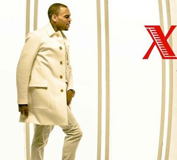 "Chris Brown ""X"""