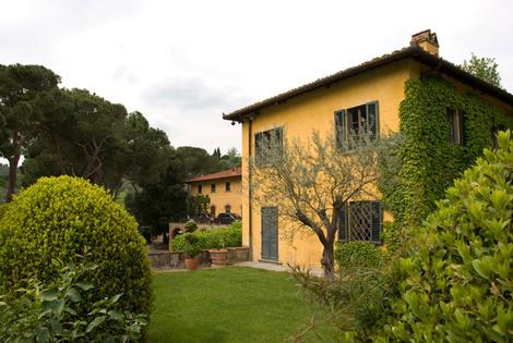 Дома звезд: вилла Стинга в Тоскане | галерея [1] фото [9]