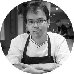 Тимур Абузяров, шеф-повар ресторана «Рулет»