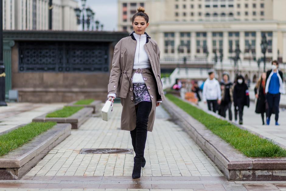 30 идеальных осенних образов от героинь street-style хроник