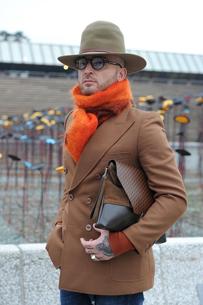 модные шарфы