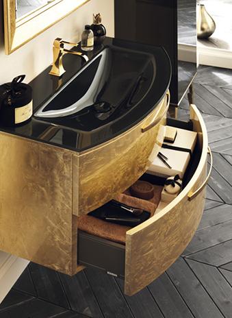 Мебель для ванных Magnifica от Scavolini