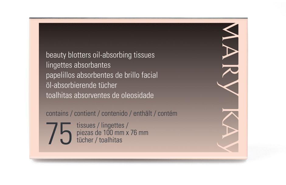 Mary Kay Beauty Blotters матирующее средство для лица