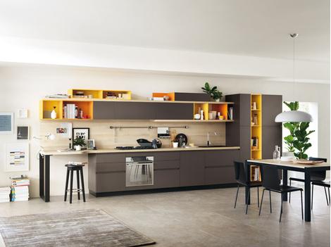 Кухня Foodshelf – новый проект дизайнера Ора Ито для Scavolini | галерея [1] фото [8]