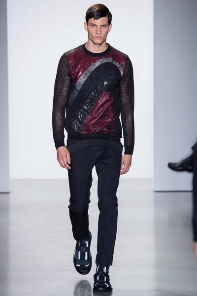Неделя мужской моды в Милане: лучшие показы | галерея [5] фото [15]