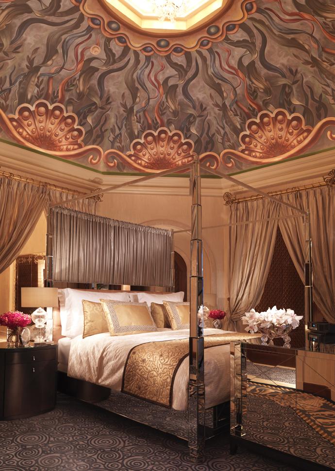 самый большой в мире гостиничный номер