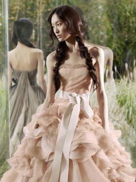 Рекламная кампания Vera Wang весна-лето 2012