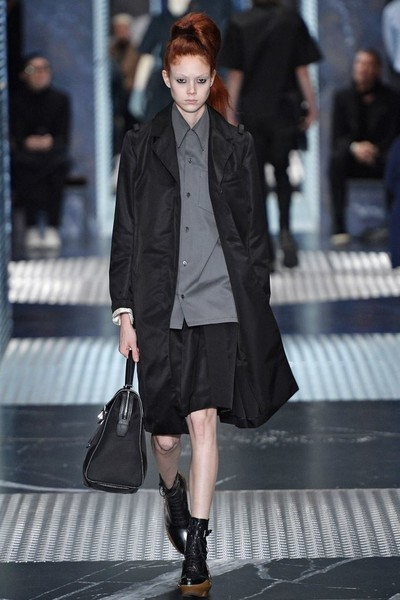Бренд Prada представил на Неделе мужской моды в Милане сразу две коллекции | галерея [2] фото [1]