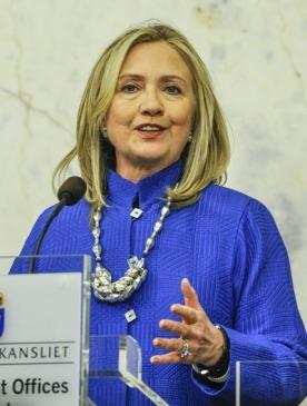 Хиллари Клинтон получит награду от Майкла Корса