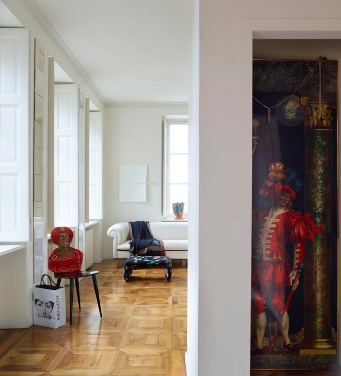 Квартира коллекционеров Форназетти