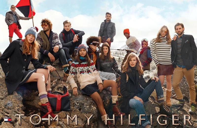 Одежда от Tommy Hilfiger