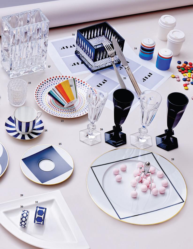 Как украсить новогодний стол: модная сервировка 2015