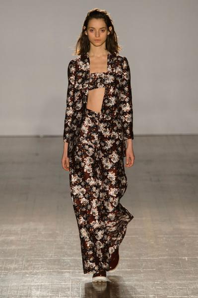 Неделя моды в Лондоне: 21 февраля | галерея [3] фото [11]