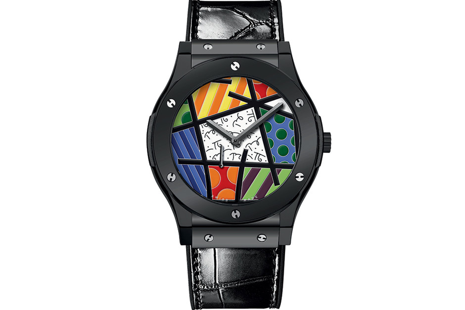 Часы Classic Fusion Enamel Britto