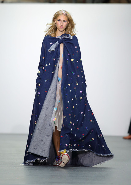 Неделя моды в Лондоне: день пятый | галерея [3] фото [5]