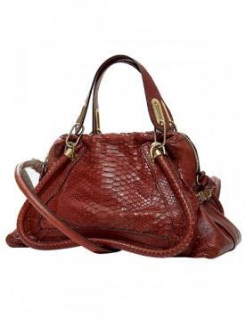 Одна из it-сумок — сумка Chloé Paraty