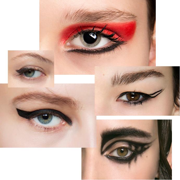 Кошкин дом: как сделать макияж «кошачий глаз»