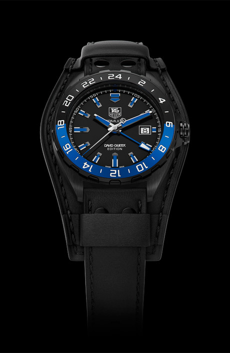 Лимитированная модель часов и новый амбассадор TAG Heuer