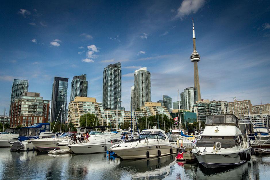 Торонто, Канада самые безопасные города мира