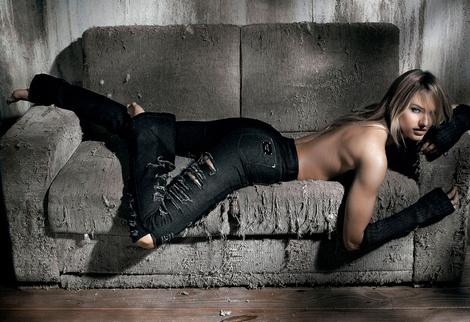 Кэндис Свейнпол снялась в новой рекламной кампании Osmoze | галерея [1] фото [3]