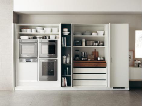 Кухня Foodshelf – новый проект дизайнера Ора Ито для Scavolini | галерея [1] фото [16]