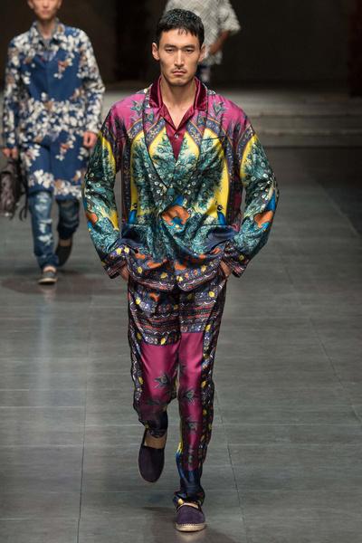 Неделя мужской моды в Милане: лучшие показы | галерея [4] фото [17]