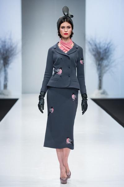 Неделя моды в Москве: обзор коллекций | галерея [5] фото [7]