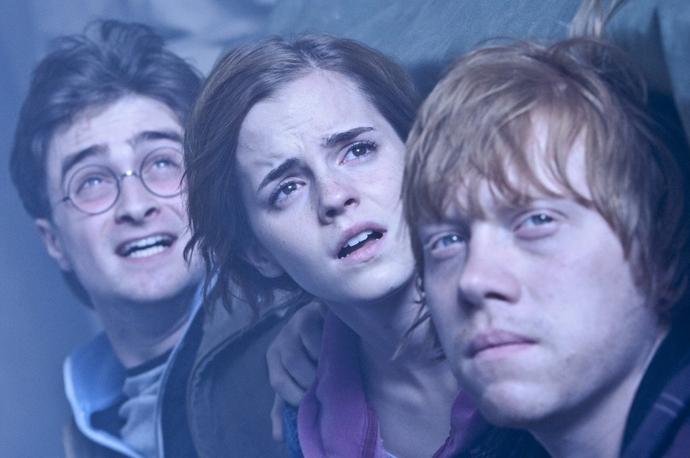 №6 «Гарри Поттер и Дары Смерти: Часть II»