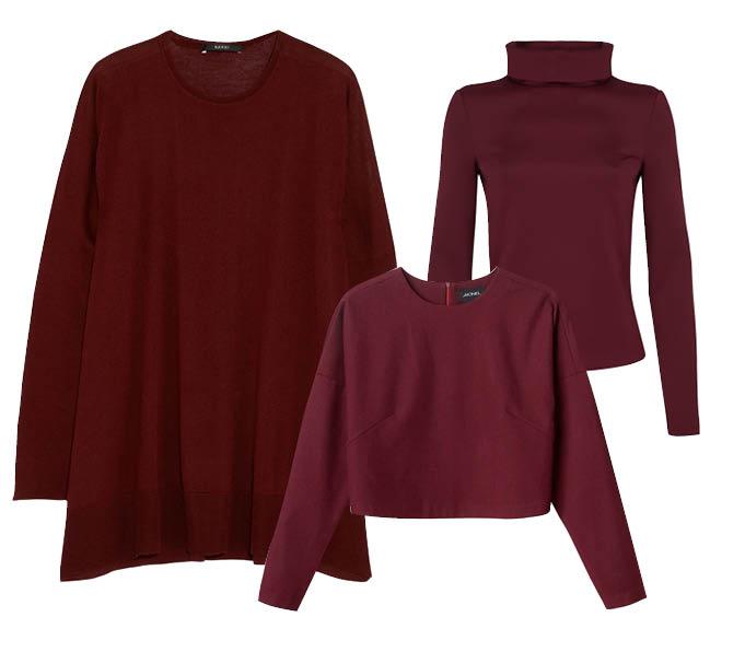Выбор ELLE: свитер Gucci, кроп-топ Monki, водолазка Kira Plastinina