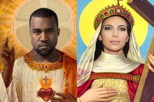 Святой Кардашьян