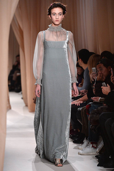 Показ Valentino Haute Couture | галерея [1] фото [38]
