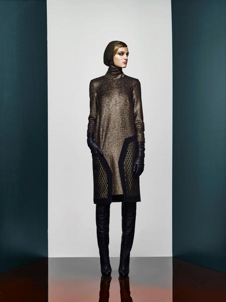 Хозяйка Медной горы: новая pre-fall коллекция A LA RUSSE Anastasia Romantsova | галерея [2] фото [8]