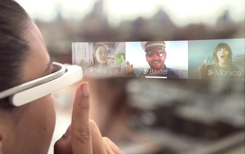 Google Glass в массовом производстве
