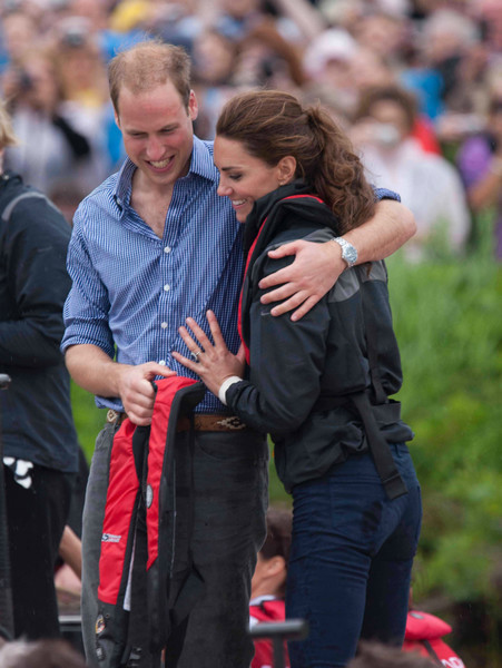 Кейт Миддлтон и принц Уильям сходили в любимый бар принцессы Маргарет