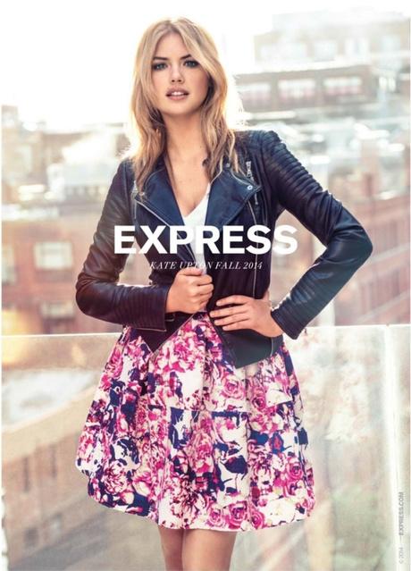 Рекламная кампания Express осень-зима 2014-15