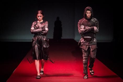 Неделя моды в Москве: обзор коллекций | галерея [8] фото [6]