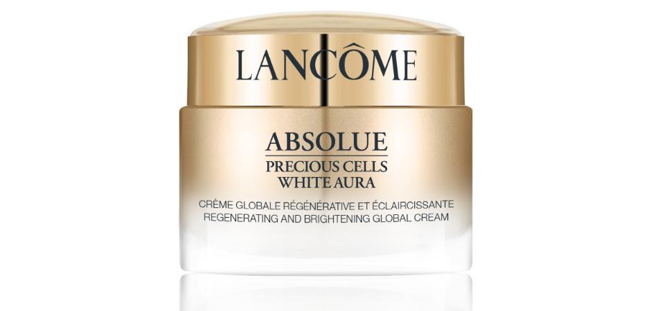Отбеливающий крем для глобального восстановления кожи Absolue Precious Cells White Aura от Lancôme