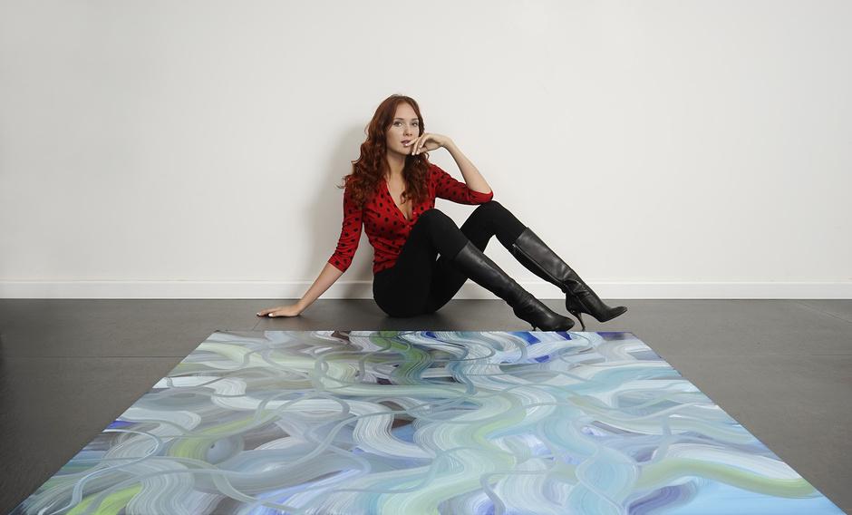 «Эхо Вселенной»: выставка Анастасии Щипановой